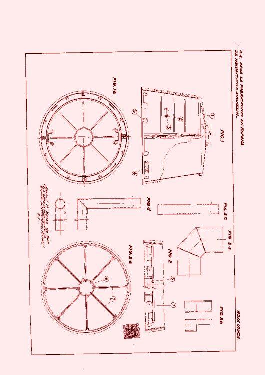Perfeccionamientos en hornos metalicos para el carboneo - Hornos de lena metalicos ...