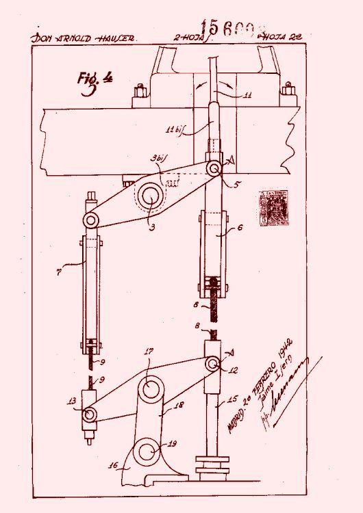 Perfeccionamientos en los mecanismos de las bombas de - Bombas para pozos ...