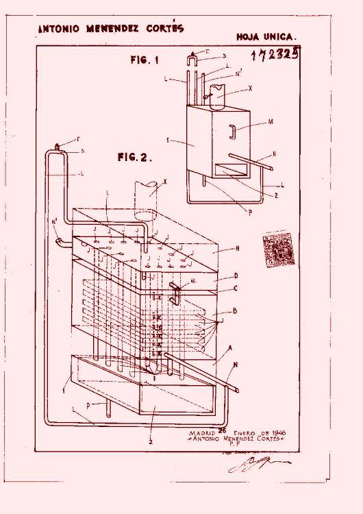 Nuevo dispositivo aplicable a calderas de calefacci n - Calefaccion central electrica ...