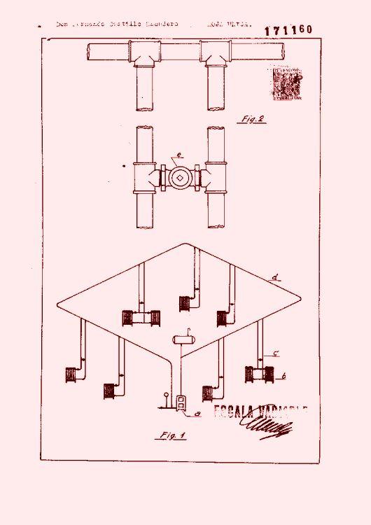 Un sistema de calefacci n individual por agua caliente con - Sistema de calefaccion por agua ...