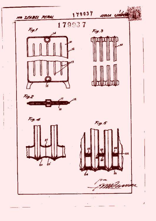 Procedimiento para la fabricaci n de radiadores para for Fabricacion radiadores