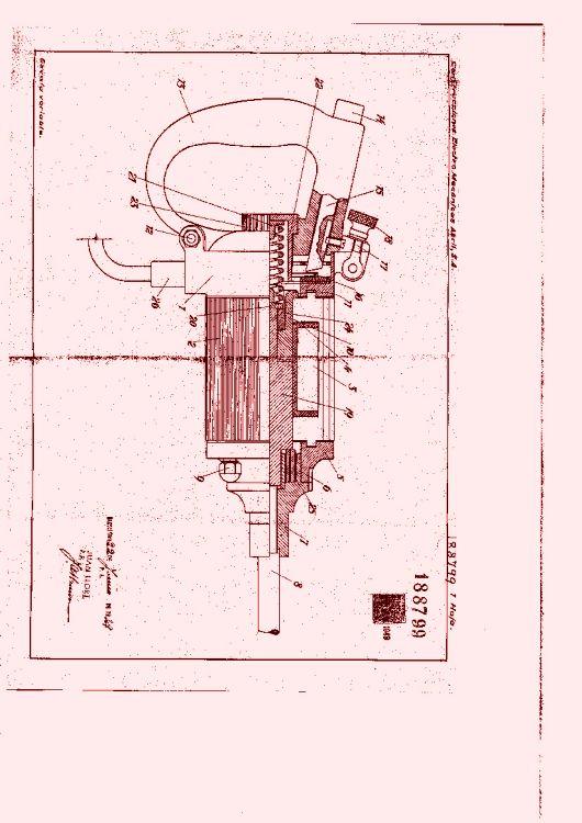 Un martillo el ctrico 16 de septiembre de 1949 - Martillo cincelador electrico ...