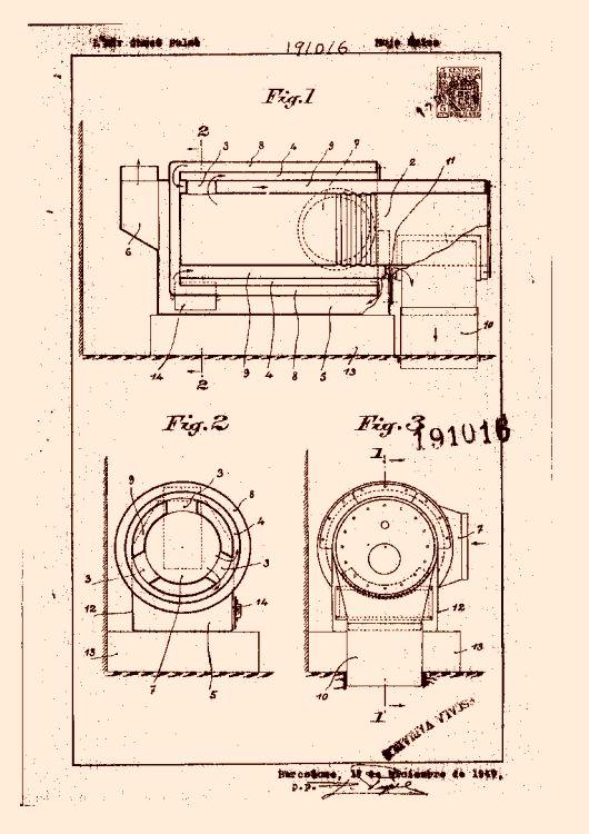 256 inventos patentes y modelos industriales publicados - Calefaccion por aire ...