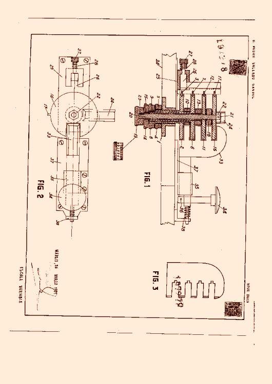 Un sistema de cerradura secreta sin llave for Cerradura sin llave