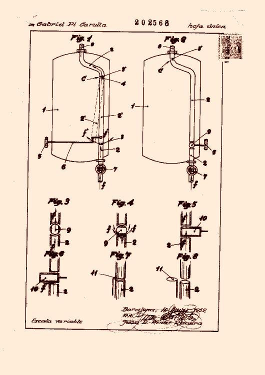 Perfeccionamiento en el dispositivo mezclador del agua for Mezclador agua para ducha