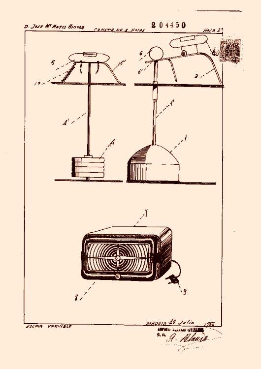 Perfeccionamientos en aparatos humidificadores de ambiente - Humidificadores de ambiente ...