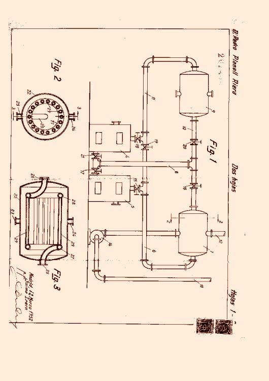 Perfeccionamientos introducidos en los sistemas de calefacci n central por agua caliente y para - Sistema de calefaccion central ...