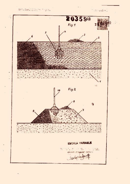 Un procedimiento para mejorar las capas naturales del for Estanques artificiales o prefabricados