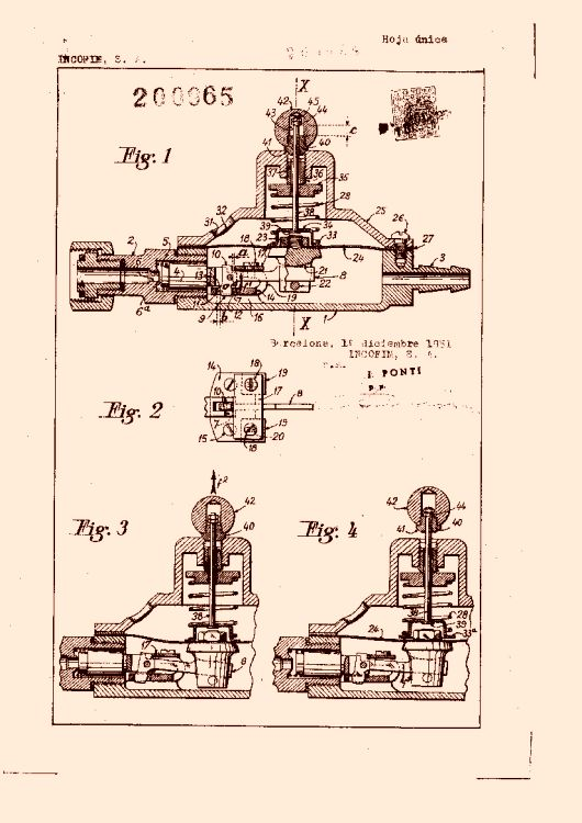 V lvula reductora de presi n de gas - Valvula reductora de presion ...
