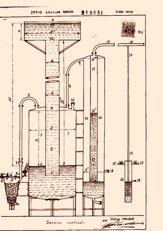Generador de gas de acetileno 16 de diciembre de 1953 - Generador de gas ...