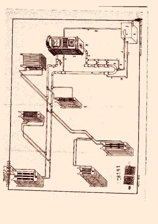 Sistema de calefacci n por agua con inyecci n de vapor - Sistema de calefaccion ...