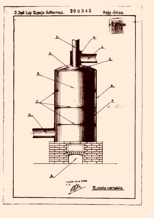 Espejo guti rrez jos luis 13 patentes modelos y o dise os - Calefaccion por aire ...