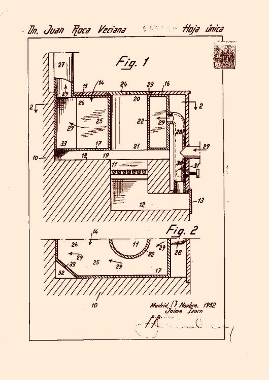 Un sistema de calefacci n por aire caliente 1 - Calefaccion por aire ...