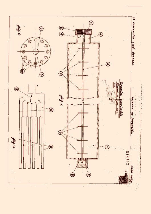 Nuevo sistema de calefacci n el ctrica para cilindros - Sistemas de calefaccion electrica ...