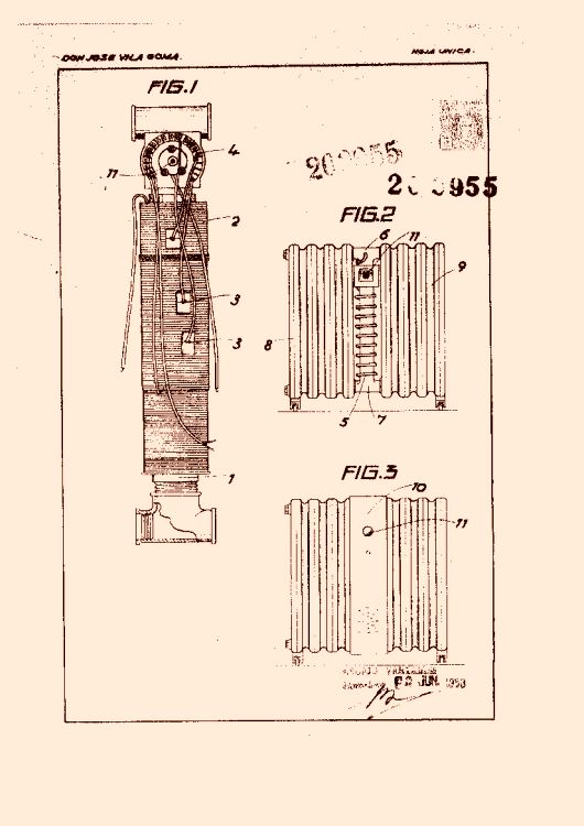 Vil gom jos 8 patentes modelos y o dise os - Calefaccion por aire ...