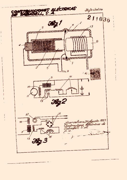 Un regulador autom tico de tensi n el ctrica aplicable a - Generadores de corriente ...