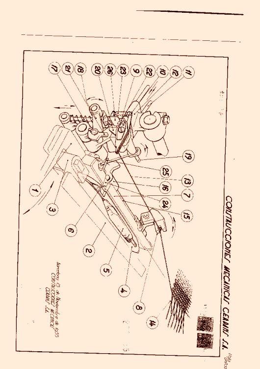 CONSTRUCCIONES MECANICAS CERDANS, S.A. 65 patentes, modelos y/o diseños.