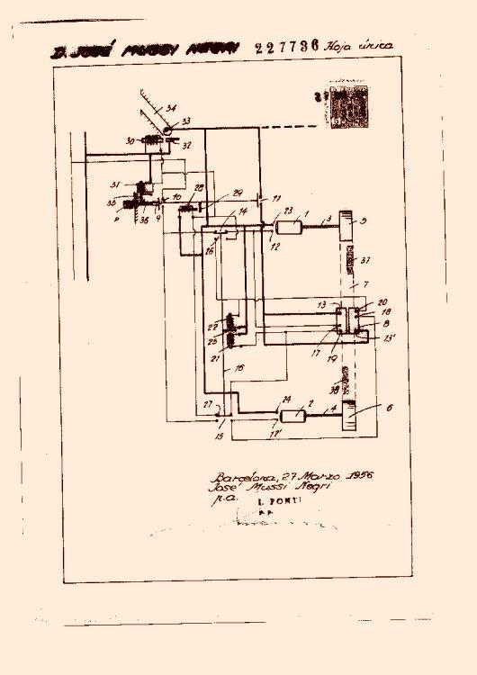 MECANISMO FONORREPRODUCTOR ELECTROAUTOMÁTICO PARA CINTAS MAGNETOFÓNICAS.