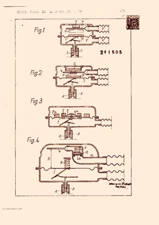Circuito Respiratorio : Un aparato respiratorio de circuito abierto patentados