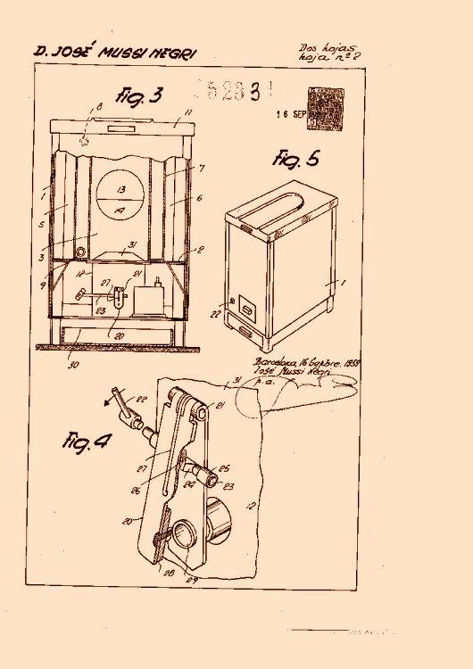 Caldera de calefacci n para combusti n de aceite - Calefaccion de aceite ...