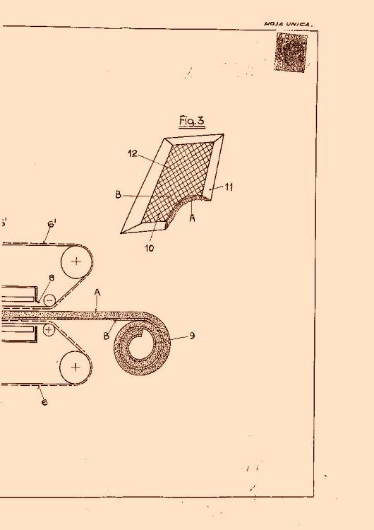 A g a articoli gomma affini s p a 6 patentes modelos y for Clasificacion de alfombras