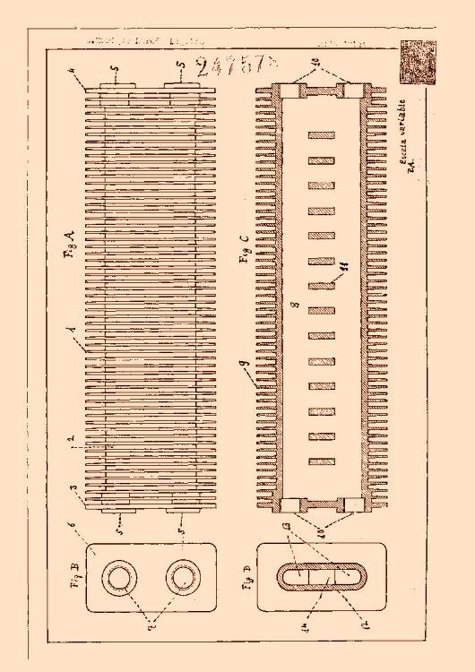 Sistema de fabricaci n de radiador con vector para - Sistema de calefaccion central ...