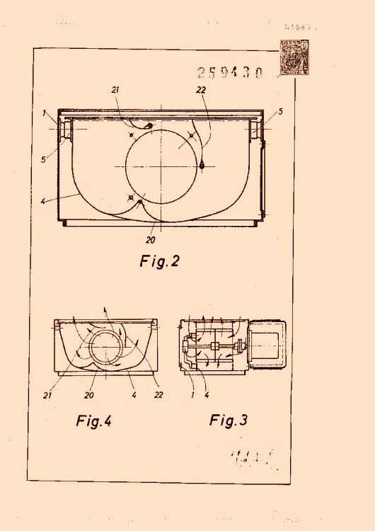 Un ventilador para apartos de calefacci n por aire - Calefaccion por aire ...