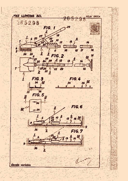 630 inventos patentes y modelos industriales publicados for Clasificacion de alfombras