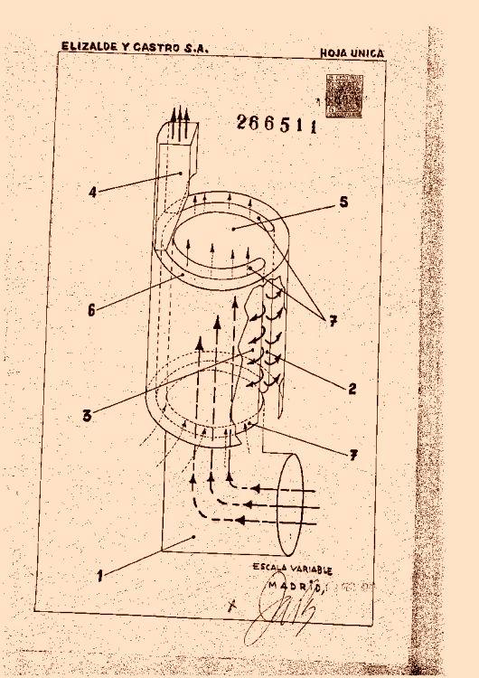 Sistema de intercambiadores de calor para aparatos de - Calefaccion por aire ...