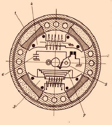 Un sistema de volante magn tico estabilizado for Sistema anticalcare magnetico