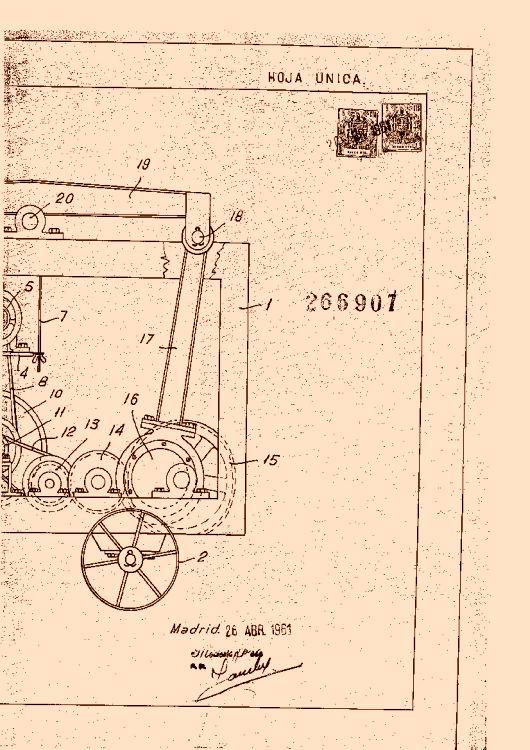 Una m quina de astillar le a 16 de julio de 1961 for Maquina de astillar lena