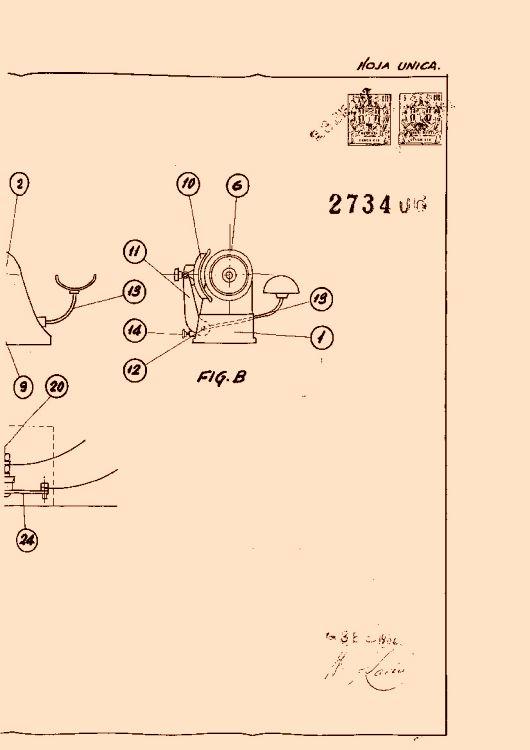 Francos costa sociedad limitada 12 patentes modelos y o for Planchador de ropa