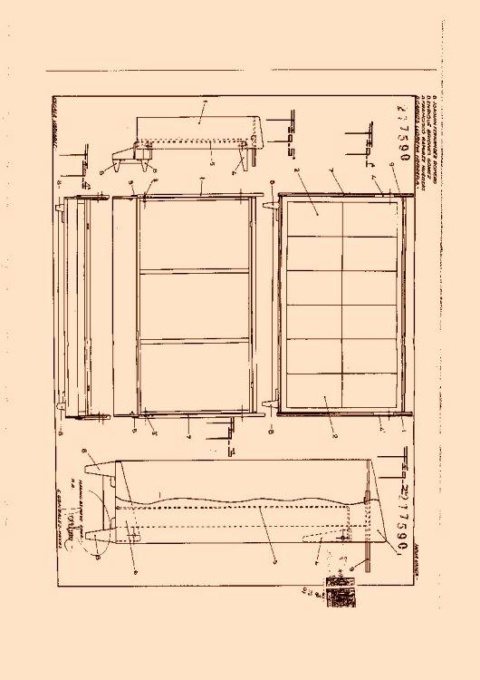 Perfeccionamientos en los muebles convertibles - Muebles convertibles ...