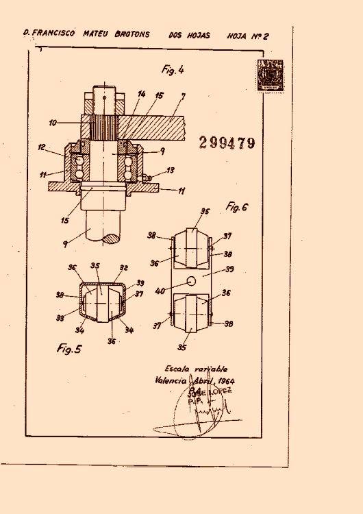 Perfeccionamientos en los mecanismos de abertura y cierre - Cierres automaticos para puertas ...