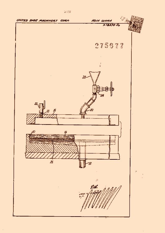 1 399 patentes de mayo de 1962 pag 7 for Material parecido al marmol