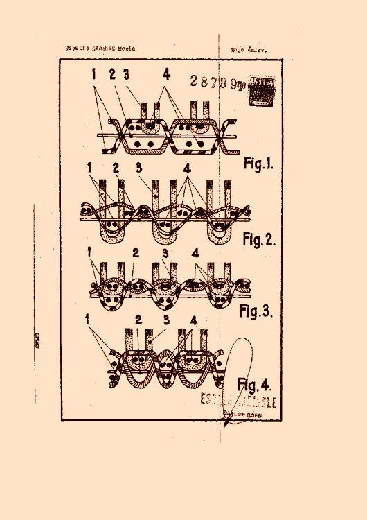 Sanchez macia vicente 29 patentes modelos y o dise os for Clasificacion de alfombras