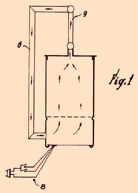 Nuevo sistema de calefacci n el ctrica a termo sif n por aire - Sistemas de calefaccion electrica ...