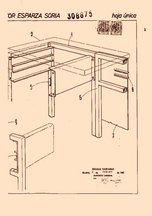 Perfeccionamientos introducidos en la fabricacion de for Software fabricacion de muebles