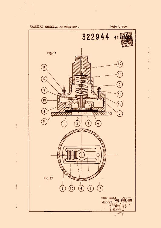 Interruptor electrico automatico de presion aplicable - Interruptor general automatico ...