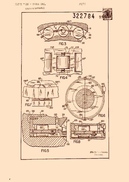 Un mecanismo impulsor por diferencial en particular para for La puente motors inc