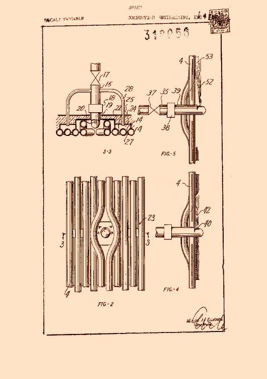 Un metodo para limpiar de cenizas los tubos que revisten - Limpiar tuberias de cal ...