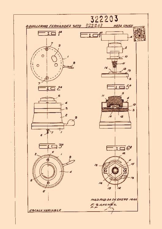 Perfeccionamientos en los dispositivos combinados de - Interruptor de cruce ...