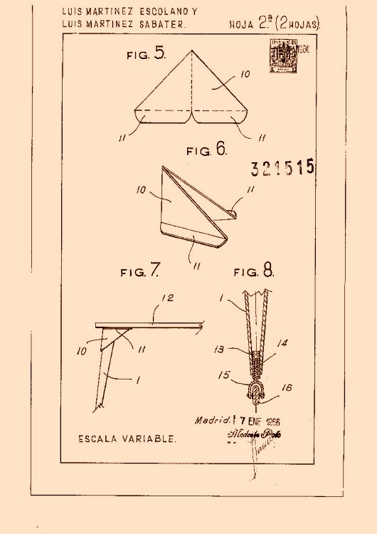 Perfeccionamientos en la fabricacion de estructuras metalicas 1 - Estructuras metalicas ligeras ...