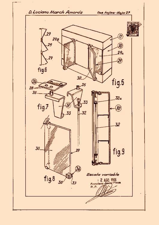 March amoros luciano 20 patentes modelos y o dise os - Muebles de aseo ...