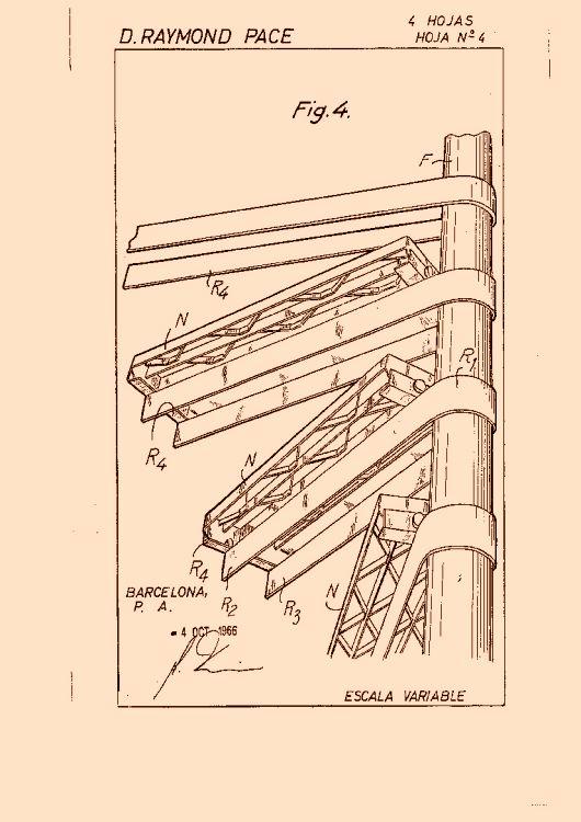 Perfeccionamientos en la construccion de escaleras de - Escalera caracol prefabricada ...