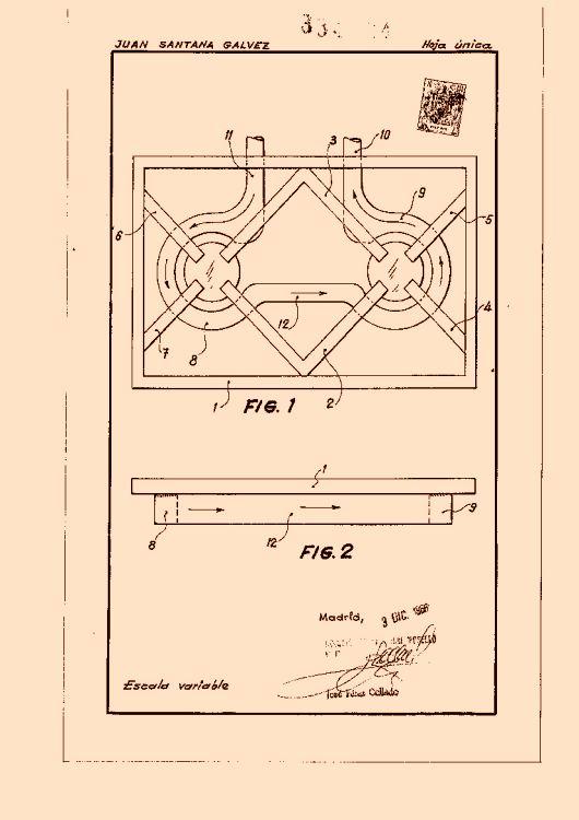 Sistema calentador especial para cocinas de gas de ciudad for Cocinas de gas ciudad
