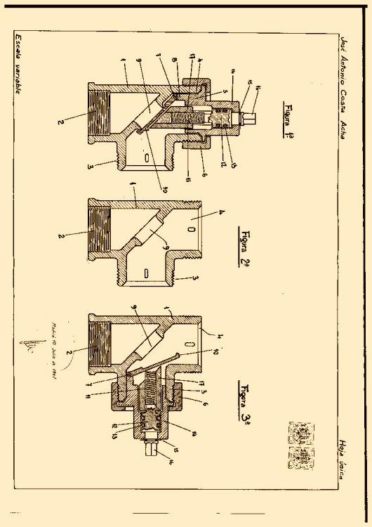 1 580 patentes de abril de 1968 pag 6 for Llave de paso automatica