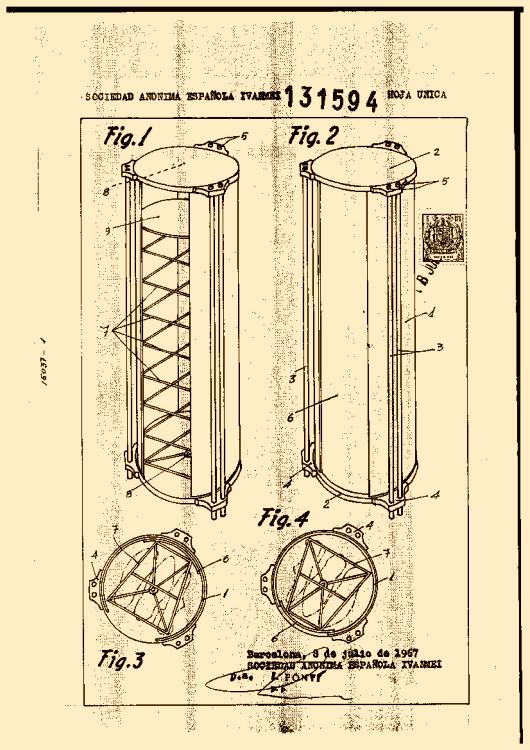 Mueble Zapatero 2 1 De Mayo De 1968 Patentados Com