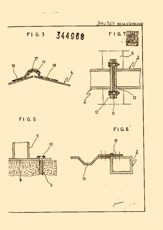 Edificios o grupos de edificios con fines agr colas for Cobertizos prefabricados metalicos