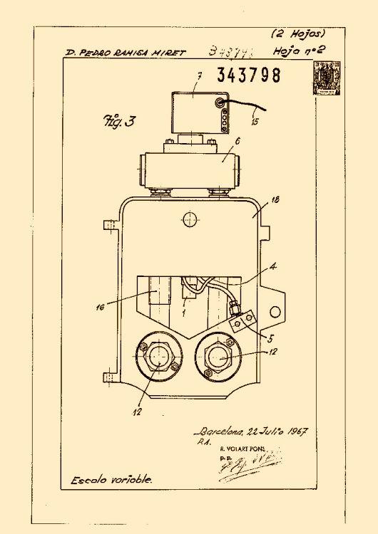 Ramisa miret pedro 18 patentes modelos y o dise os - Calderas calefaccion gas ...